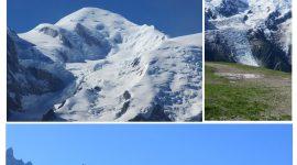 På toppen av verden i Chamonix