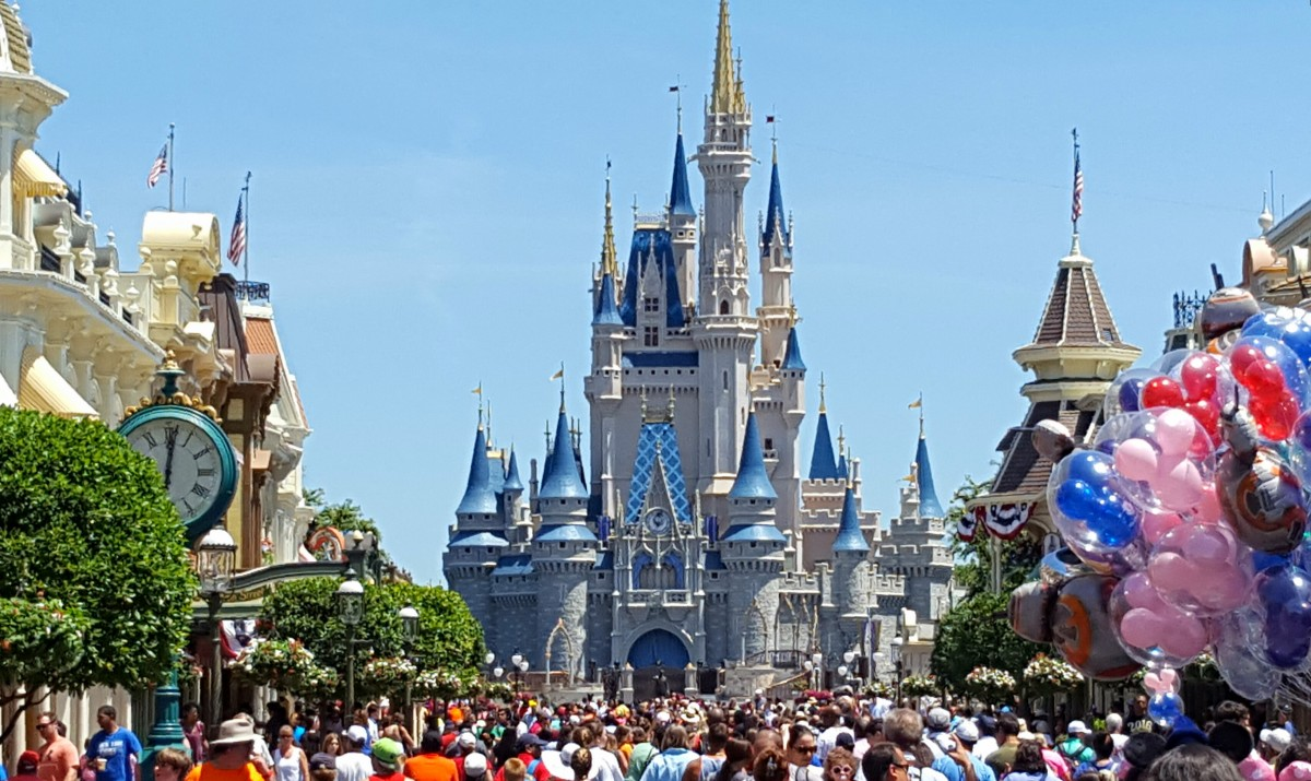Magic Kingdom i Orlando - tips