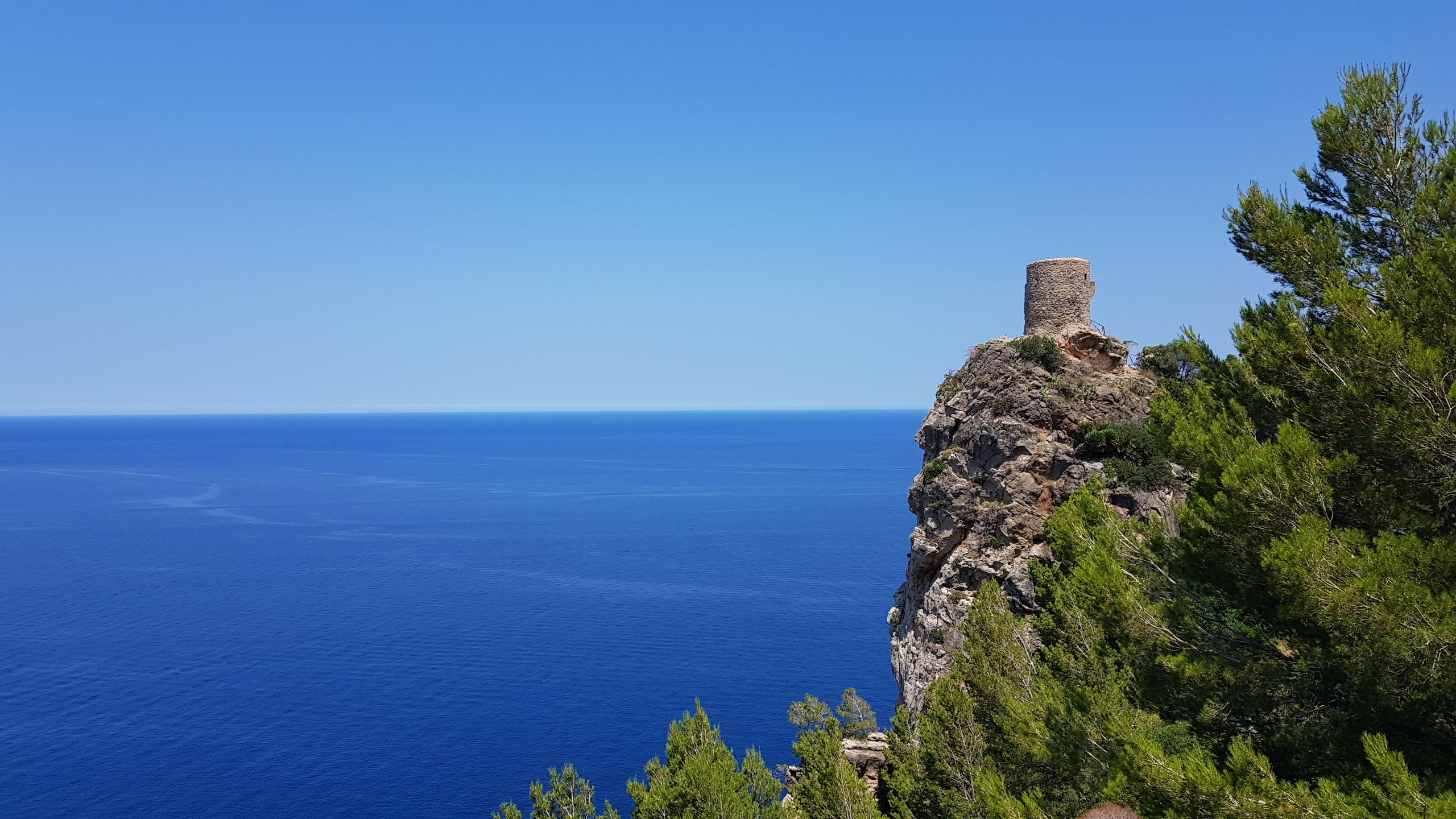Torres - vakttårn på mallorca