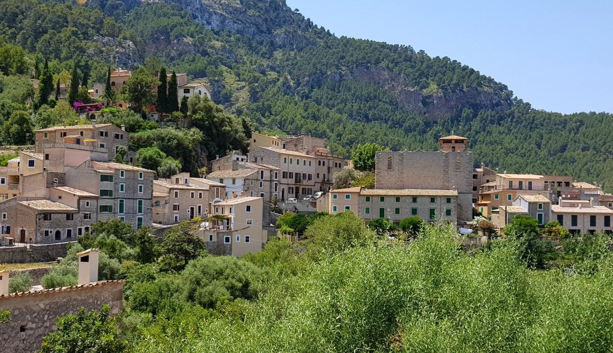 Fjellandsby på Mallorca - biltur