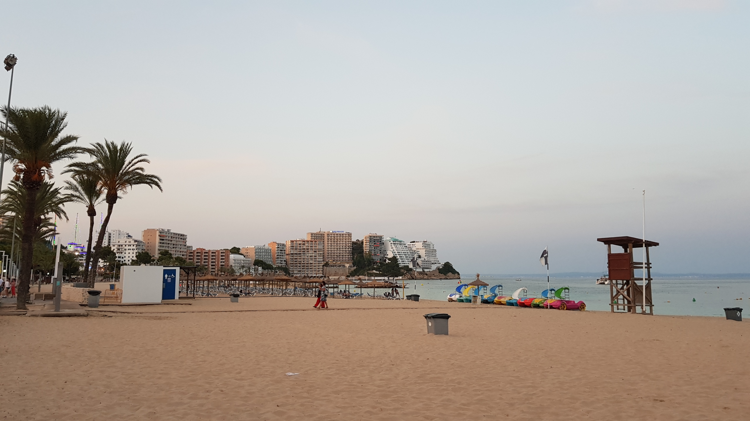 Magaluf strand