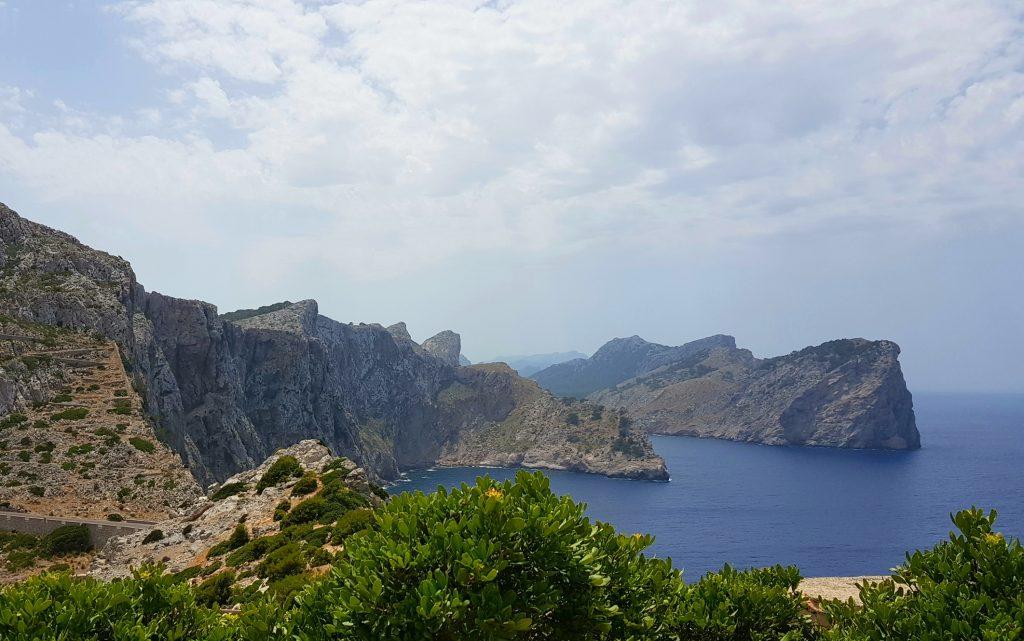 Cap de Formentor - med bil på Mallorca