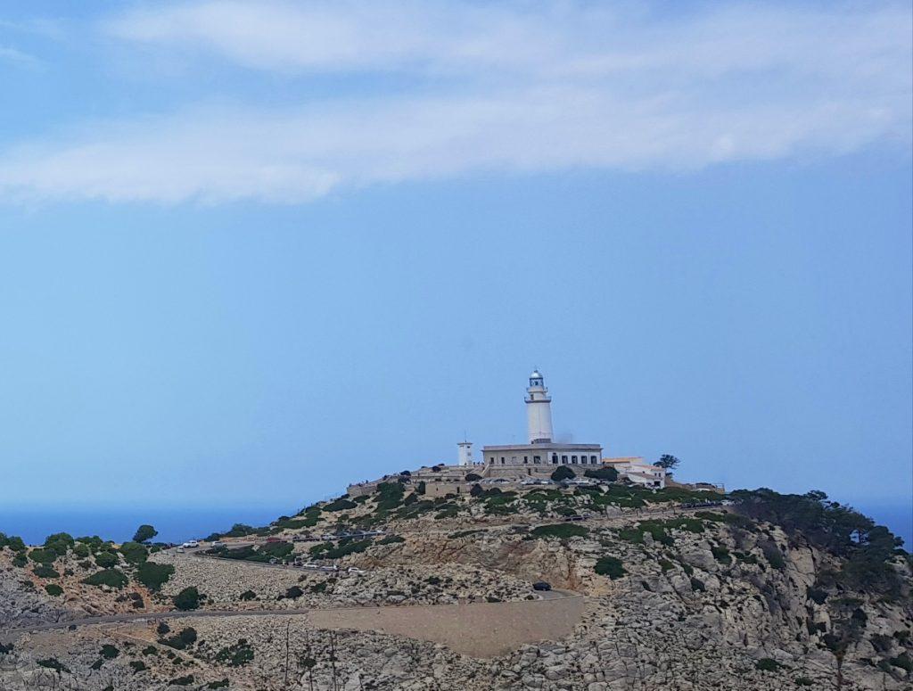 Cap de Formentor fyret, Mallorca