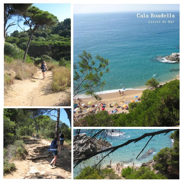 Cala Boadella - Lloret de mar - Costa Brava