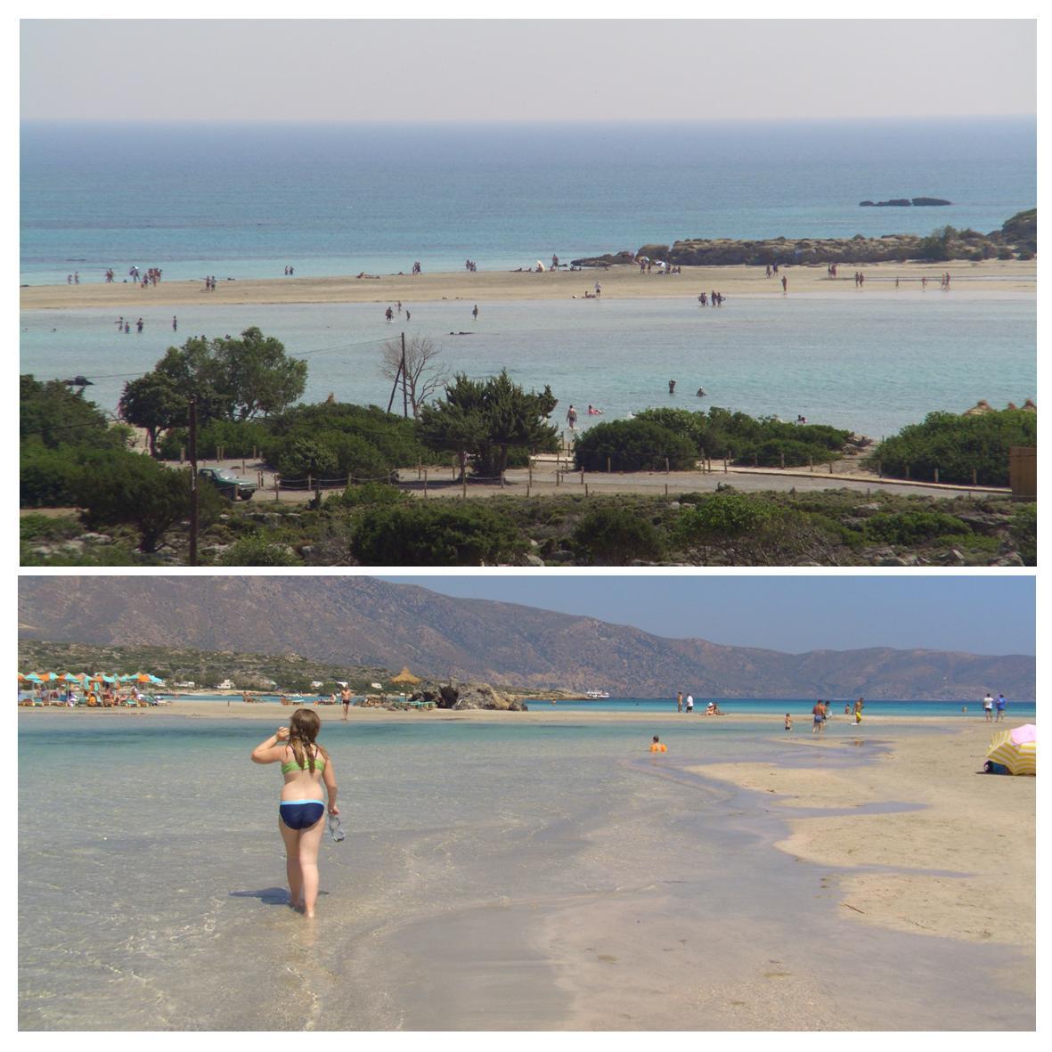 Ellafonissi - den beste stranden på Kreta