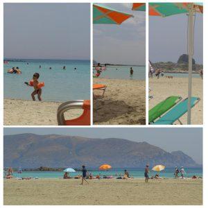 Reisetips - Elafonissi kretas beste strand