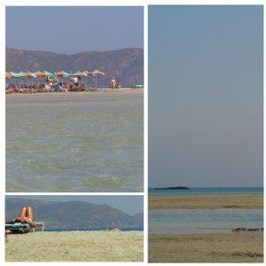 Ellafonissi Kreta Hellas beste strand