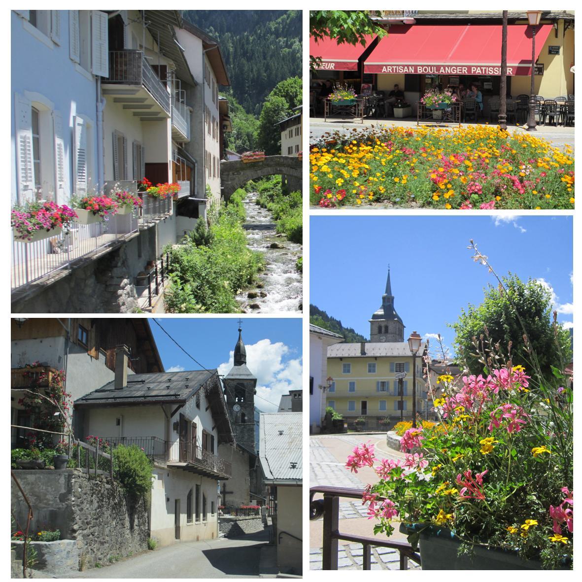 Sjarmerende alpelandsbyer i de franske alpene