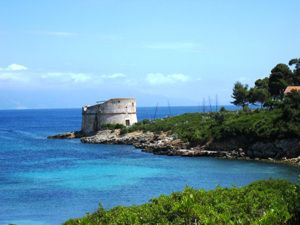 Vakttårn ved Alghero