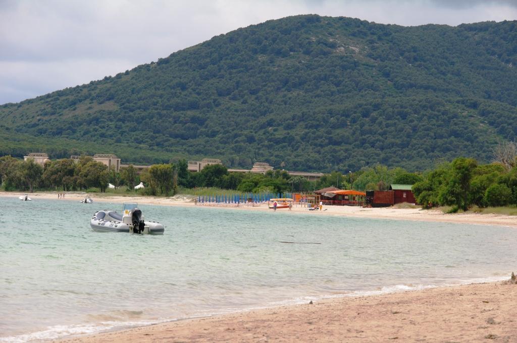 Spaggia di Mugoni strand utenfor Alghero