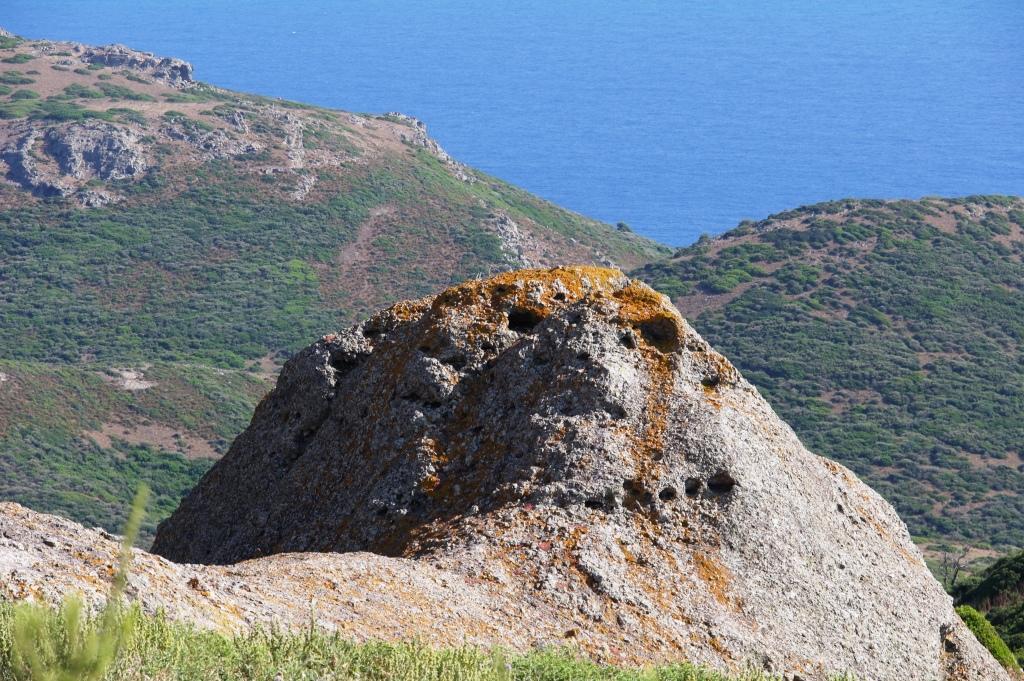 Fjellformasjoner på Sardinia - utflukt med bil fra Alghero