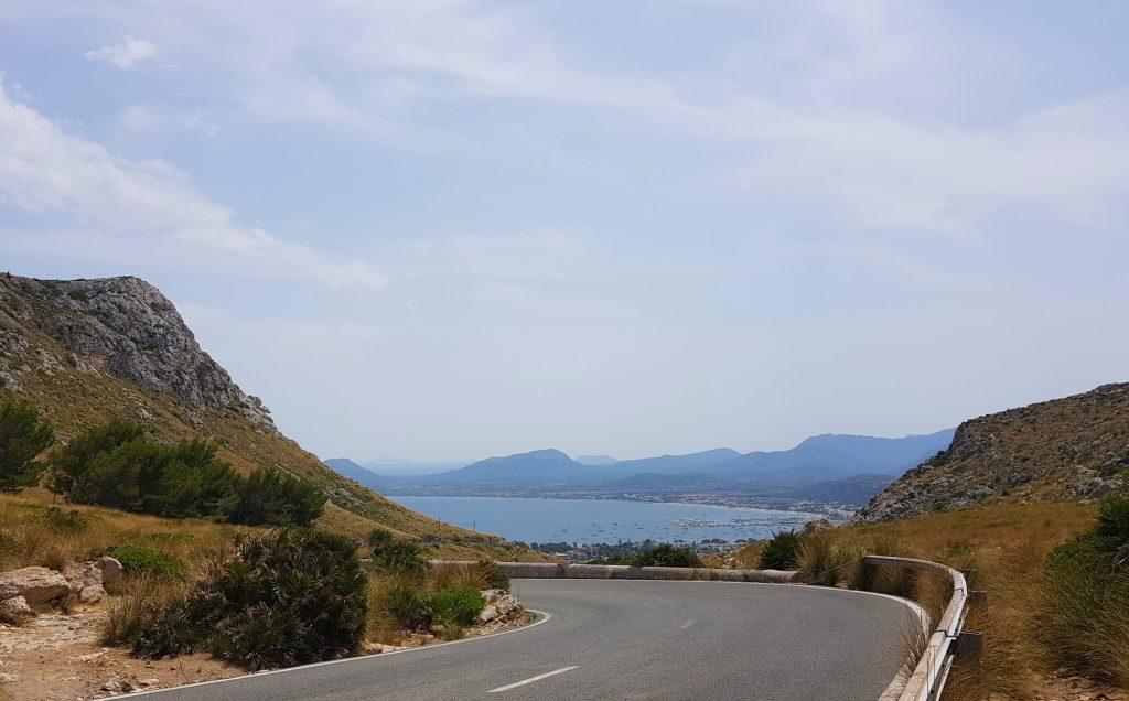 Cap Formentor på Malorca