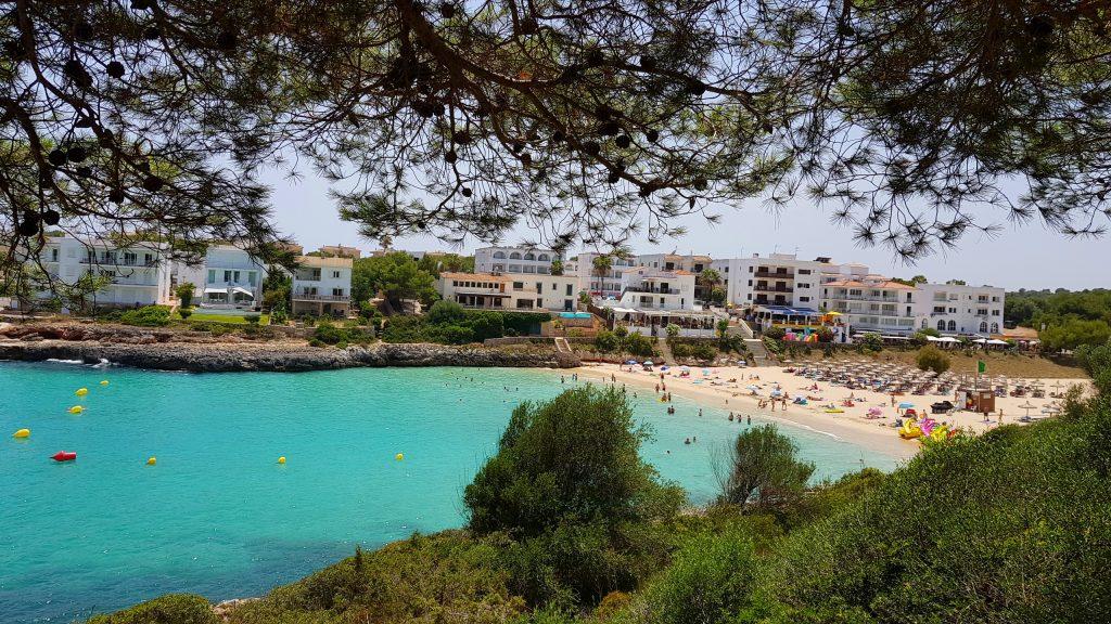 Cala Marcal i Portocolom, Mallorca