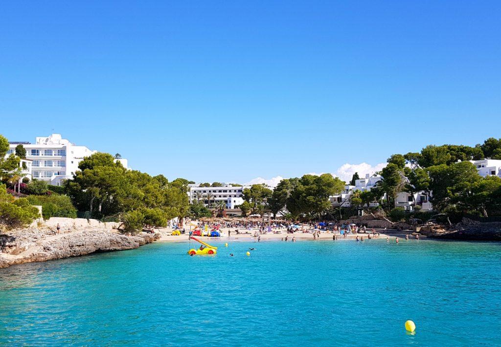 Båttur på østkysten av Mallorca