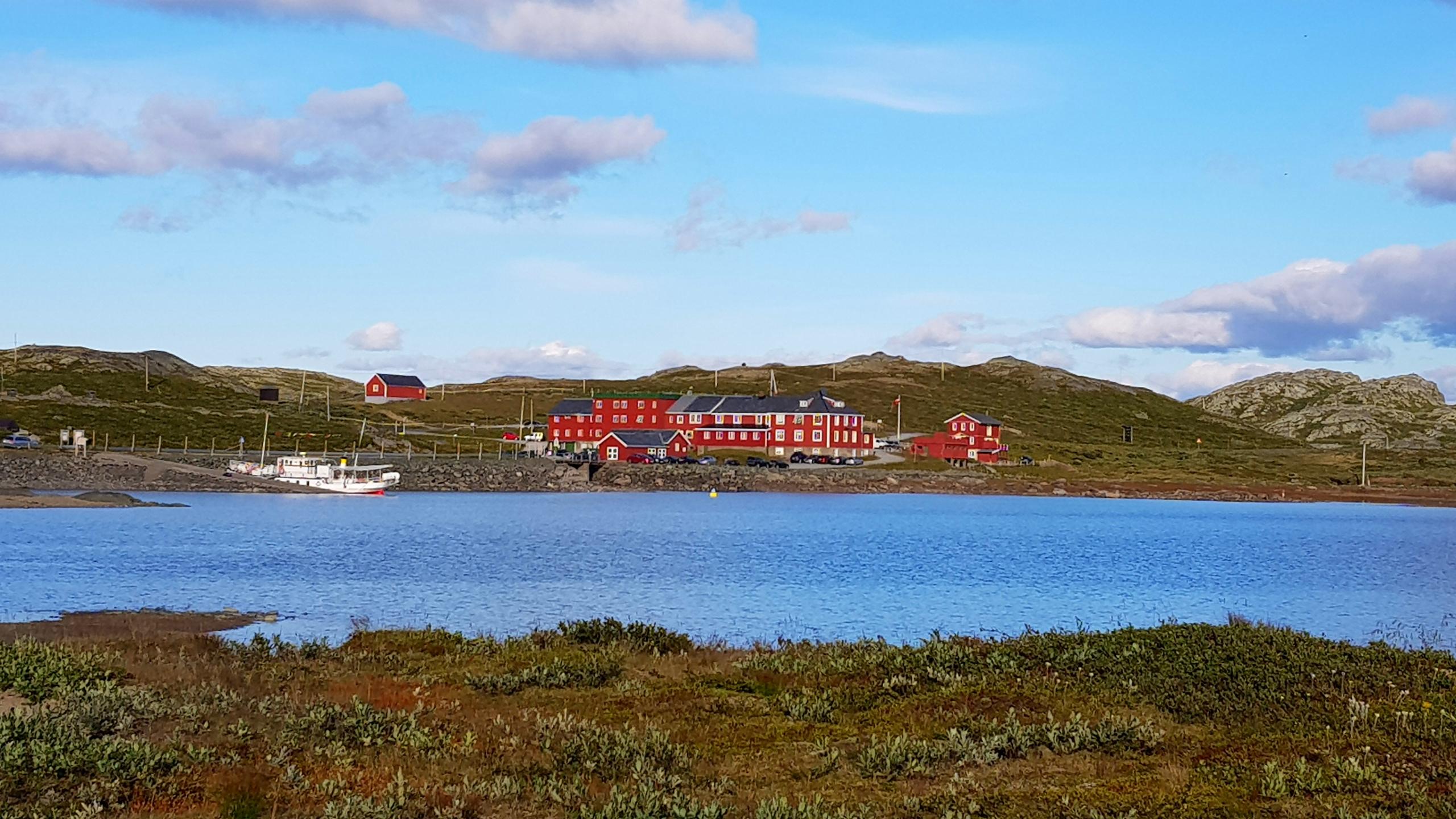 Bydin Fjellhotell på Valdresflya