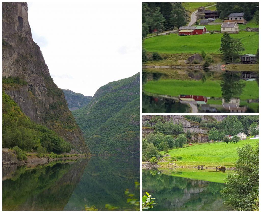 Aurlandsdalen på Bilferie