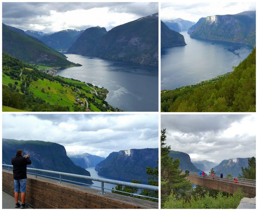 vakre fjorder i norge