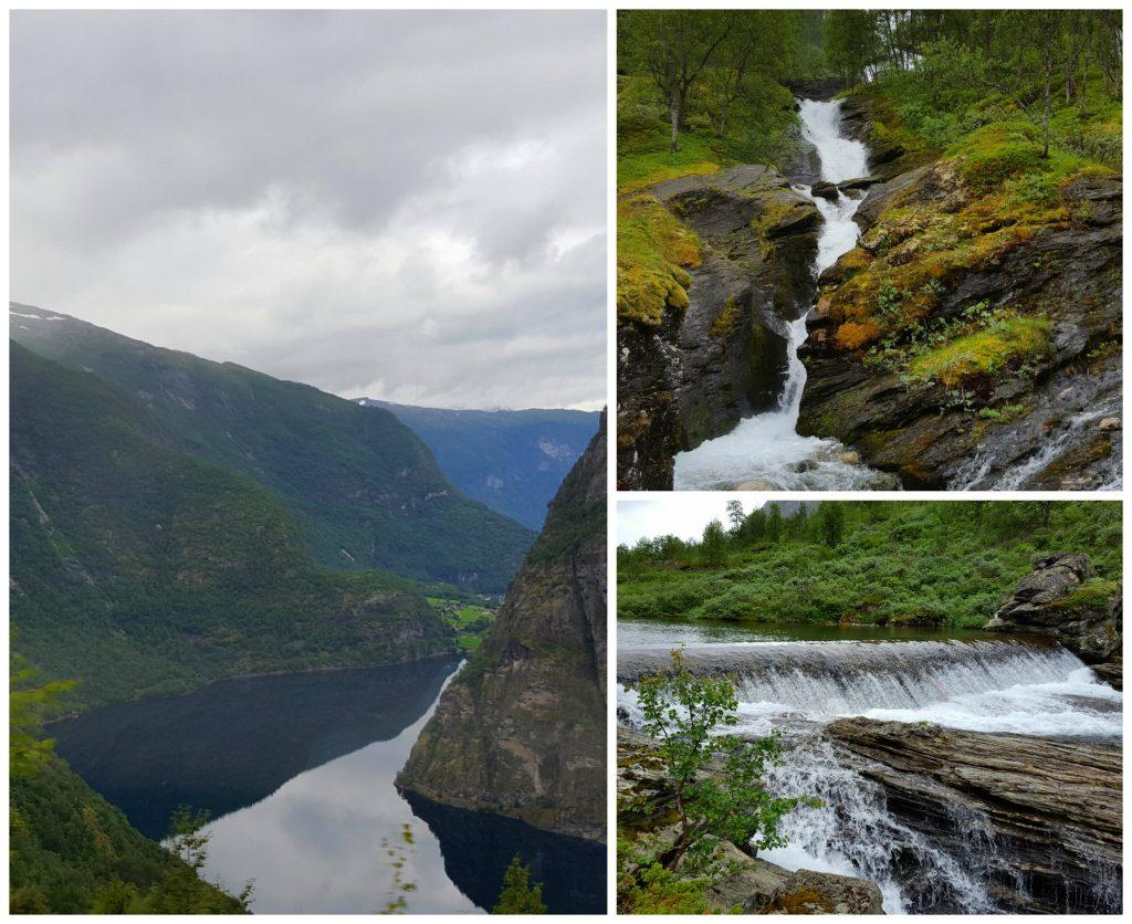Aurlandsdalen på Bilferie Vestlandet