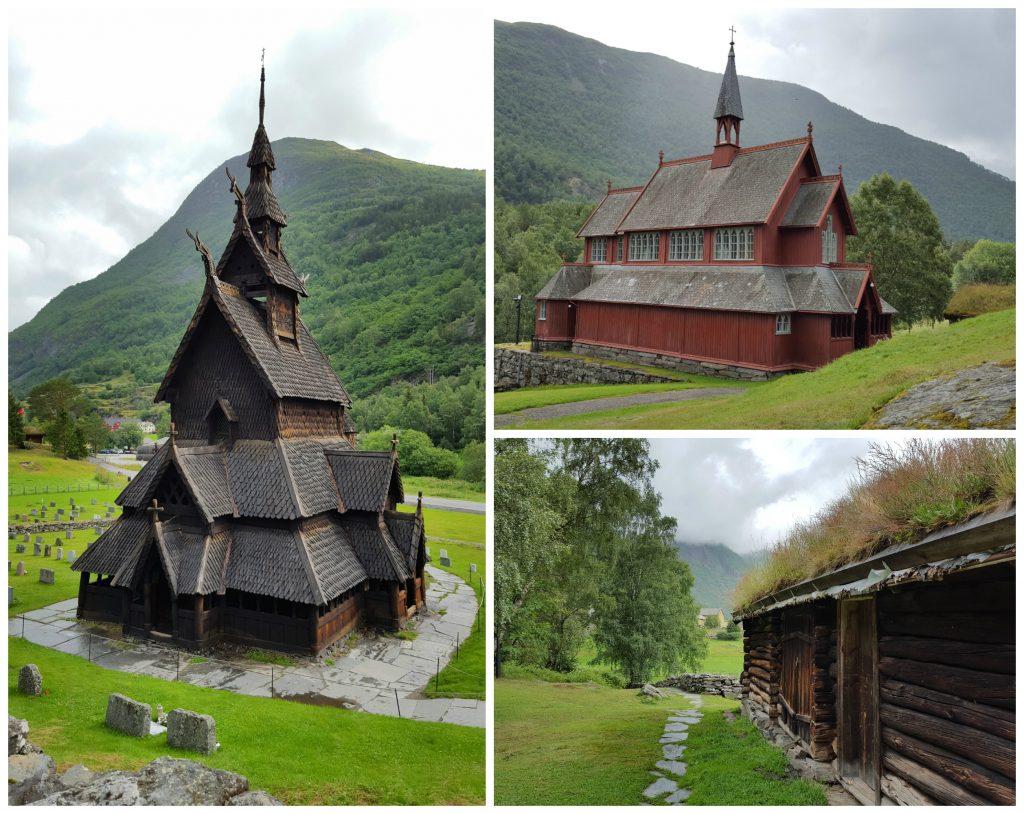 Borgund Stavkirke - stopp på bilferie Norge