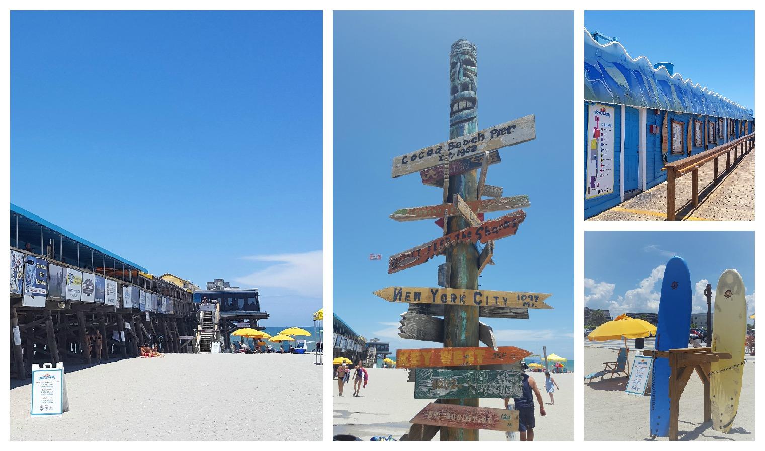 Cocoa Beach på Bilferie.