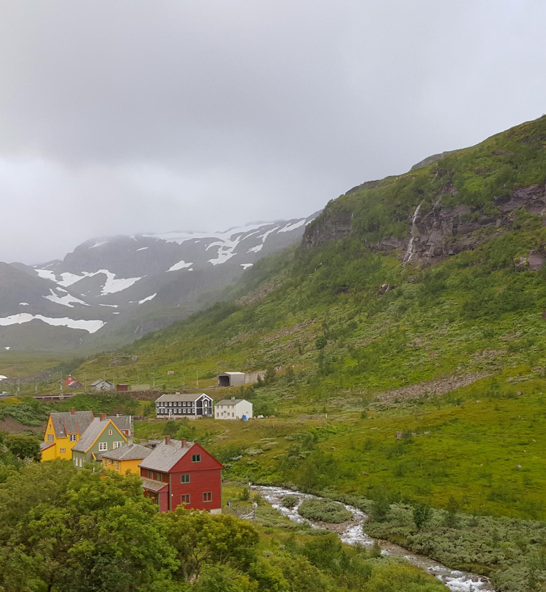 Myrdal Flåmsbanen