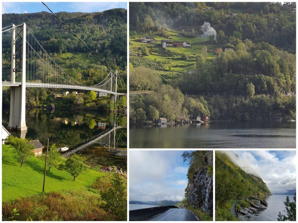 Bilferie Vestlandet - Hardangerfjord