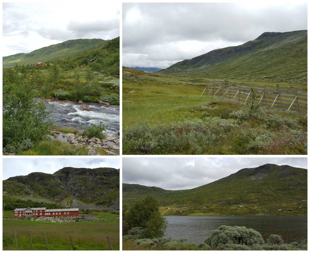 Bilferie Vestlandet over Hemsedalfjell