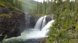 Rjukandefoss i Hemsedal