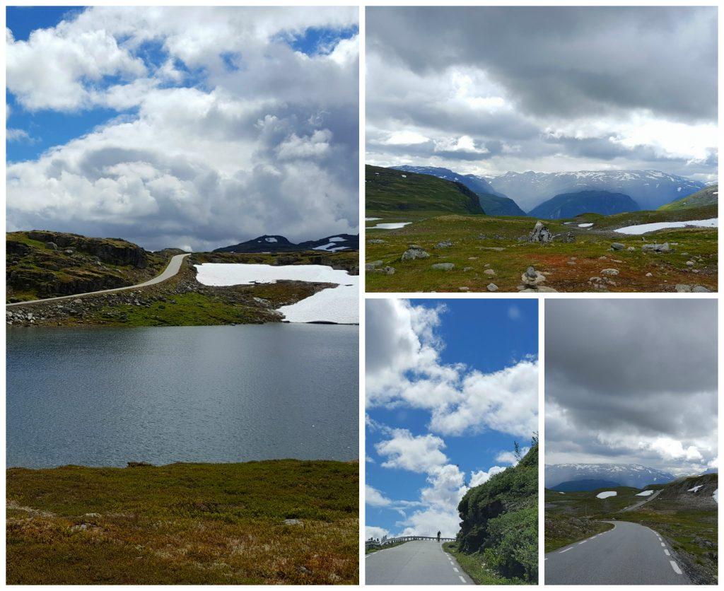 Bilferie i Norge - Aurlandsfjellet og Snøvegen