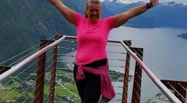 Topptur til Rampestreken i Romsdal