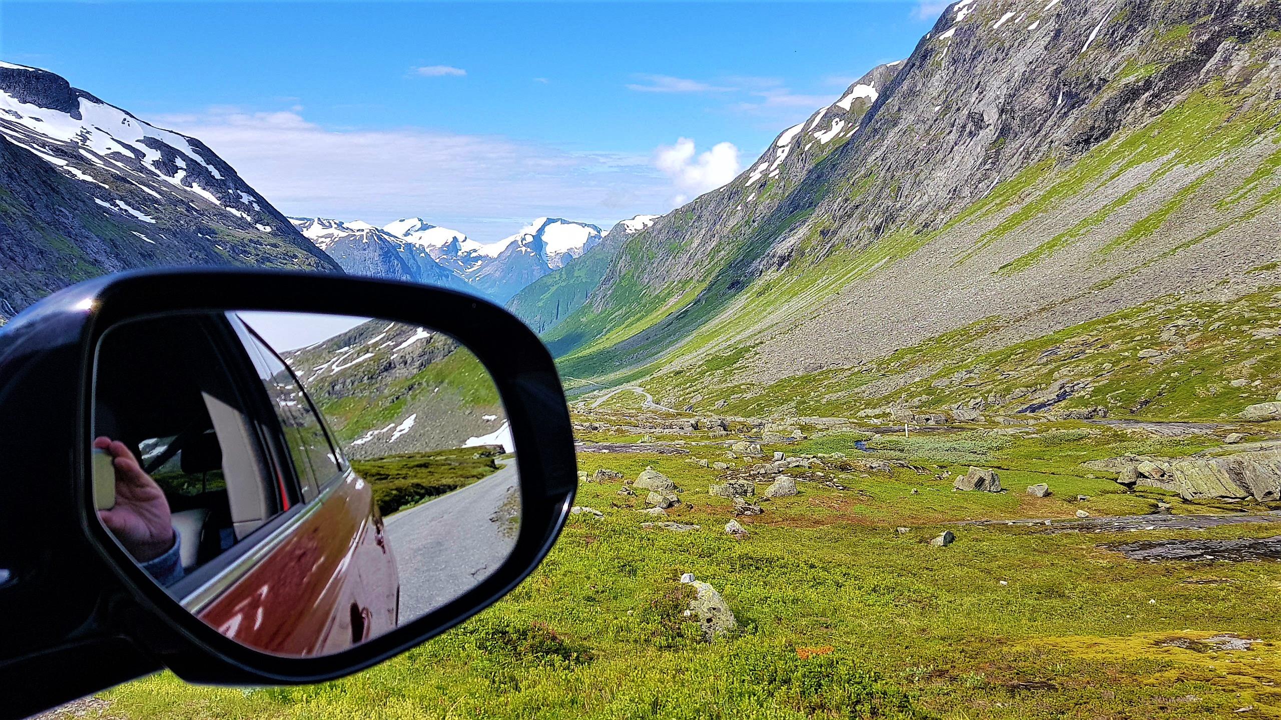 Bilferie i Norge - Gamle Strynefjellsveien - Reiseblogg