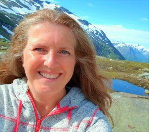 Reiseblogger på den Gamle Strynefjellsvegen
