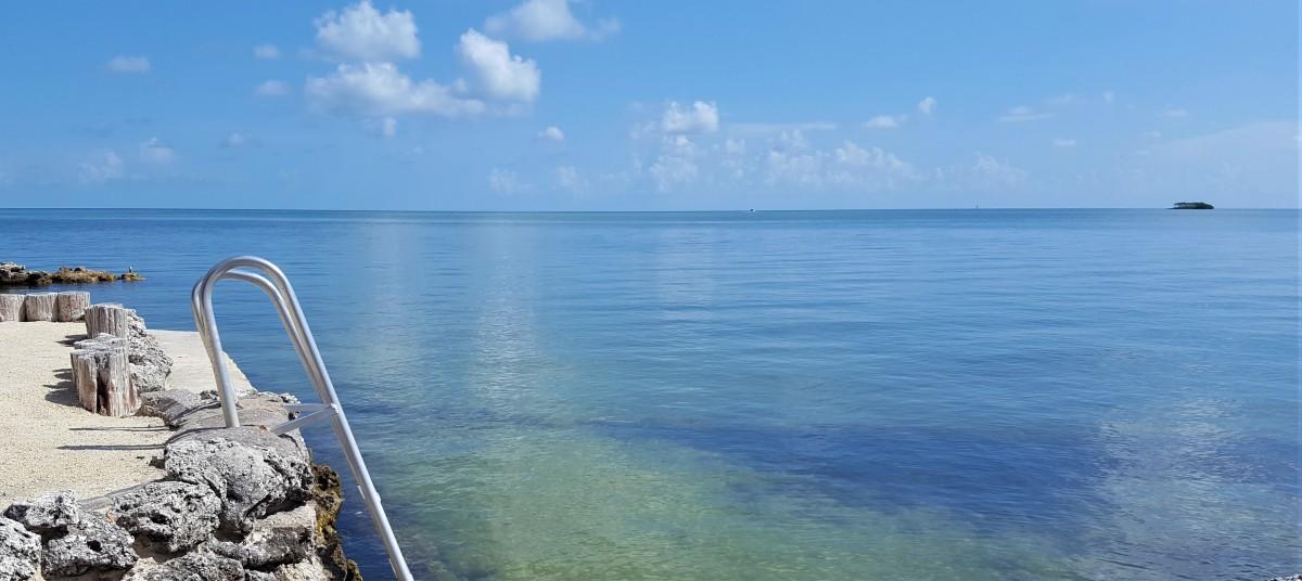 Florida Keys bading