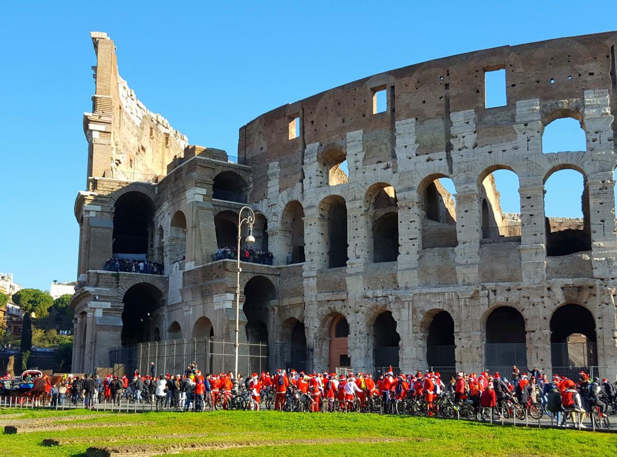Juletur til Roma - Colloseum