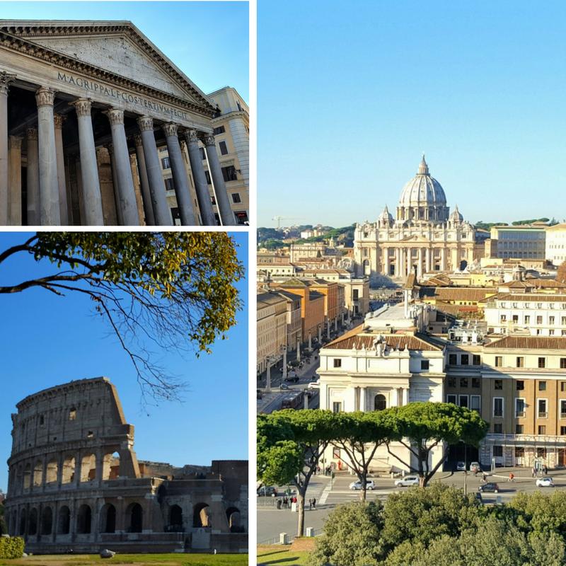 Roma førjulstur - arkitektur