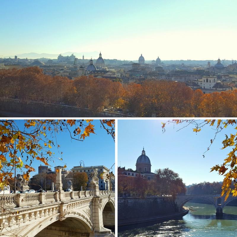 Førjulstur til desember - Roma i høstfarger