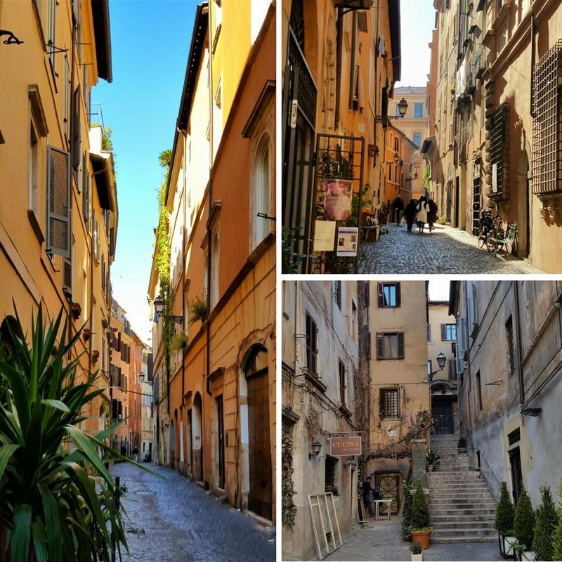 Førjulstur til Roma - gamlebyen