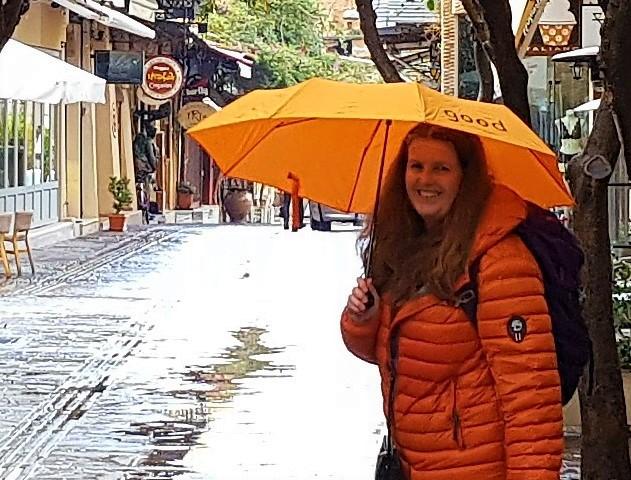 Kreta på vinteren Anne Bente - reiseblogger
