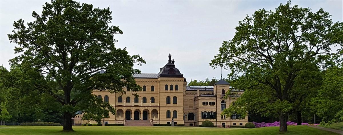 Slott Larvik Fritzøehus