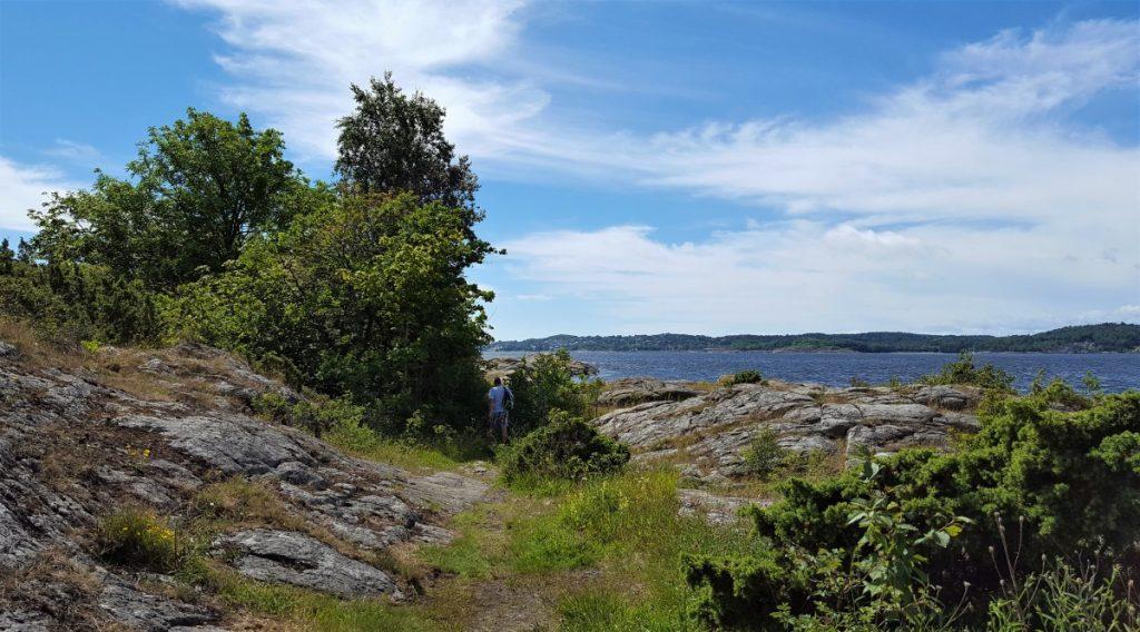 Oterøya i Larvik.