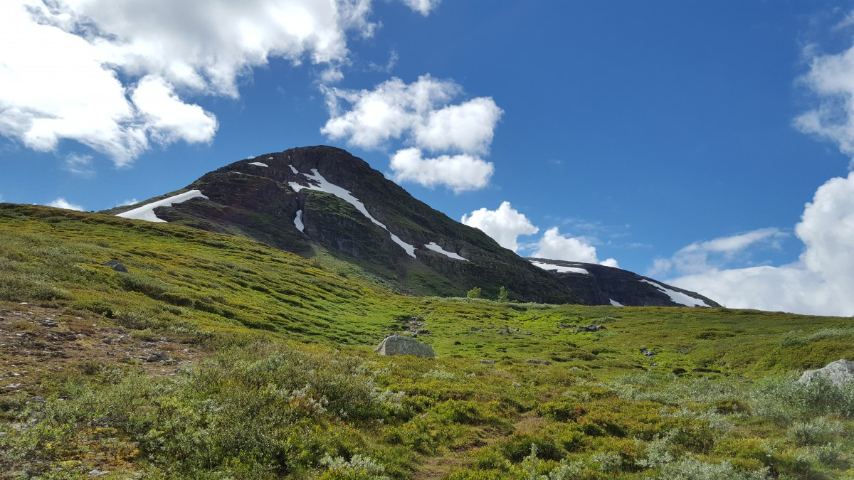 Bilferie Vestlandet over Aurlandsfjellet på Snøveien