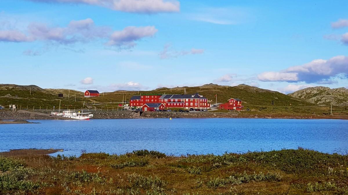 Bygdin Fjellhotell på Valdresflya