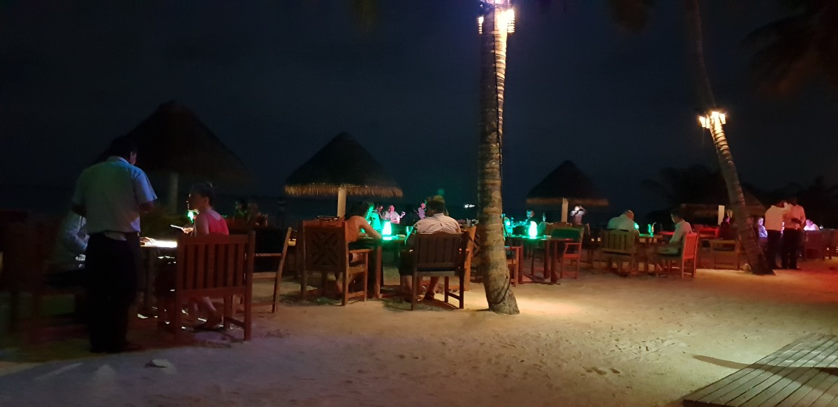 Sun Island Resort Maldivene