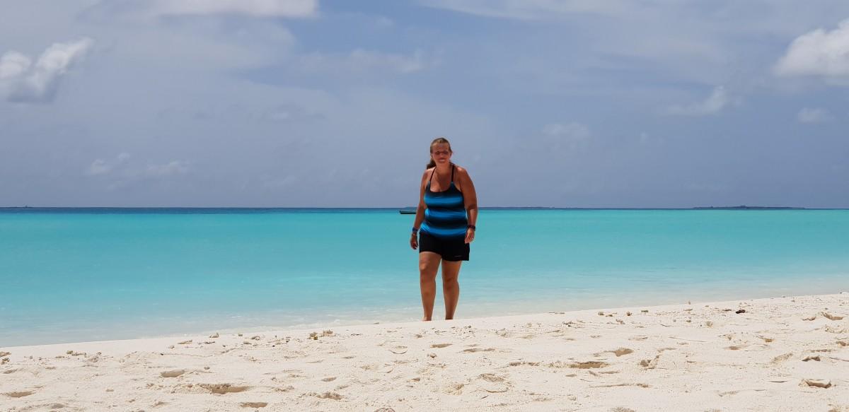 Stranden Sun Island Maldivene