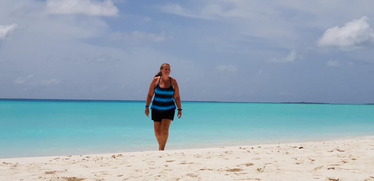 Reiseblogger . Drømmereise til Maldivene