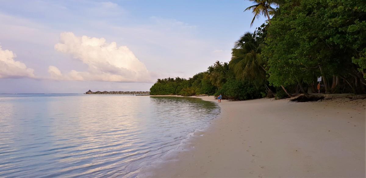 Sun Island Resort, Maldivene - Strankanten