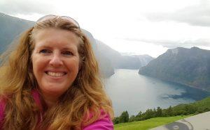 Anne Bente Hauge - Reiseblogger på bilferie i Norge