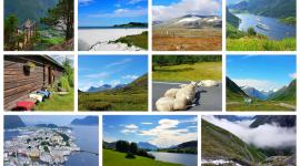Bilferie Vestlandet – 1 uke