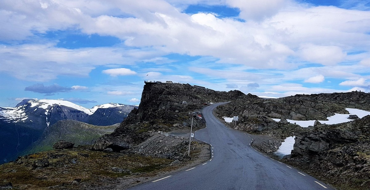 Dalsnibba Geiranger Bilferie på Vestlandet