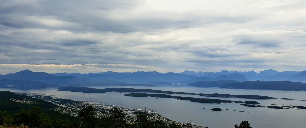 Molde Panorama utsikt